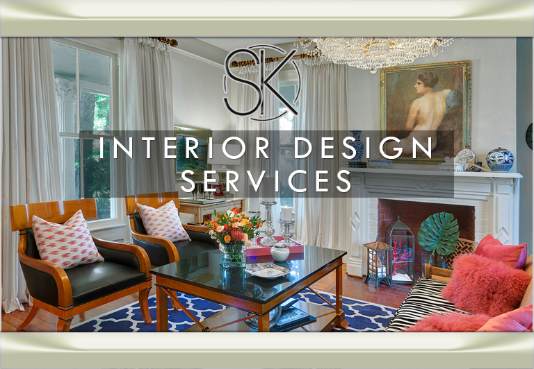 Interior Design by Shelley Klausman Interiors